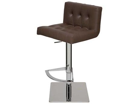 Nuevo Living Preston Adjustable Swivel Table / Counter / Bar Stool NUEPRESTONADJUSTABLESTOOL