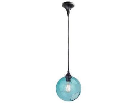Nuevo Living Sphere 8'' Wide Mini Pendant Light NUESPHEREPENDANT