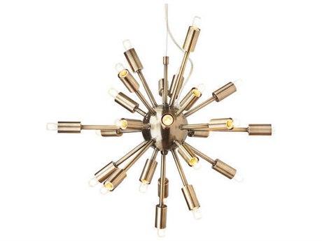 Nuevo Living Sputnik 24-Light 24'' Wide Pendant Light NUESPUTNIKPENDANT