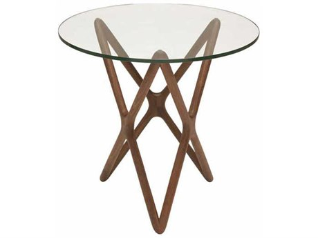 Nuevo Living Star 22'' Round Side Table