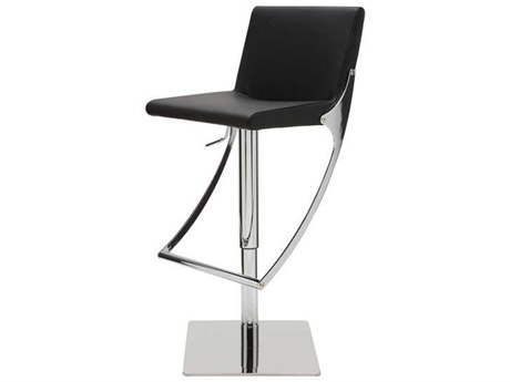 Nuevo Living Swing Adjustable Swivel Table / Counter / Bar Stool NUESWINGADJUSTABLESTOOL