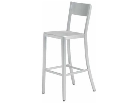 Nuevo Living Tribecca Silver Bar Stool NUEHGGA165