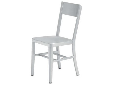 Nuevo Living Tribecca Silver Dining Side Chair