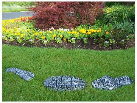 Oakland Living Animals Cast Aluminum Garden Gator