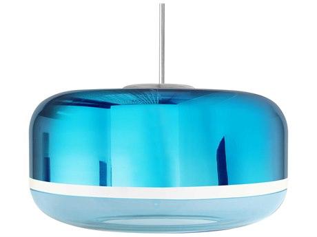 Oggetti Magica Aqua Two-Light 16'' Wide Pendant Light