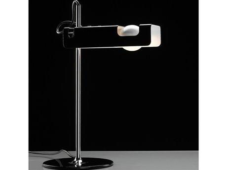 Oluce Spider Black Table Lamp OE291BL