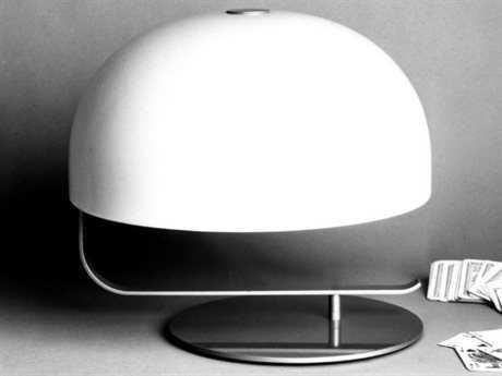 Oluce Zanuso White Table Lamp OE275WH