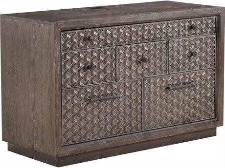 A.R.T Furniture Geode Kona and Facet Tourmaline File Cabinet or Entertainment Console (OPEN BOX) OBX2388052303OPENBOX