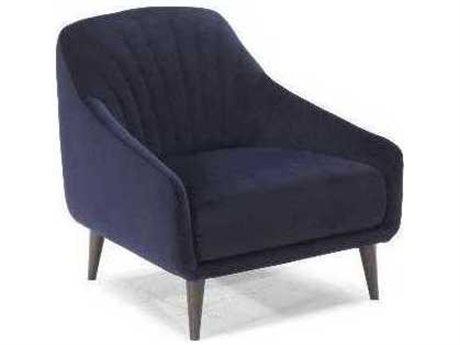 Natuzzi Editions Felicita Denver / Wenge Accent Chair (OPEN BOX) OBXC014003DENVERWENGEOPENBOX