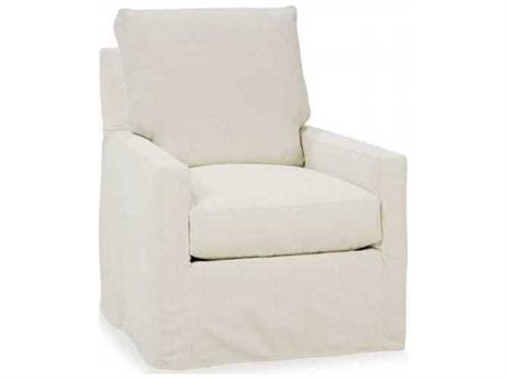 Rowe Furniture Norah Swivel Accent Chair with Slipcover (OPEN BOX) OBXN695016122688OPENBOX