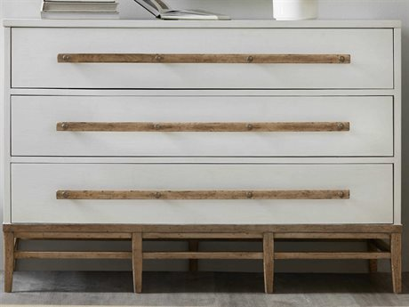 Hooker Furniture American Life - Urban Elevation White / Light Maple Accent Chest (OPEN BOX) OBX162090101WHOPENBOX