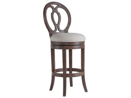 Artistica Home Axiom Marrone Swivel Bar Stool (OPEN BOX) OBX20058964201OPENBOX