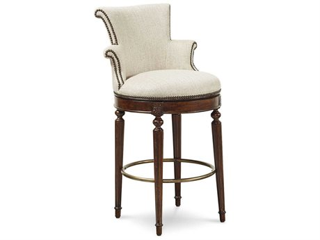 Open Box Traditional Bar Height Stool Dining Room Chair (OPEN BOX) OBX8042102304BLOPENBOX