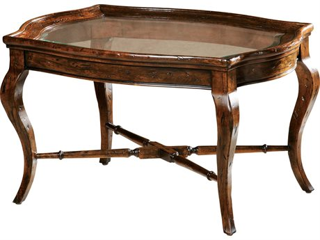 Hekman Rue De Bac 36''W x 24''D Oval Coffee Table (OPEN BOX)