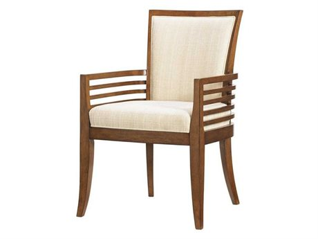 Tommy Bahama Ocean Club Quick Ship Kowloon Arm Chair (OPEN BOX) OBX01053688301OPENBOX