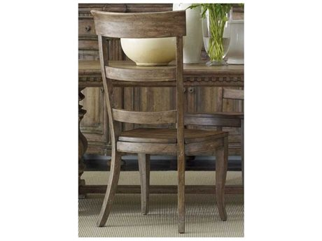 Hooker Furniture Sorella Light Wood Side Dining Chair (Sold in 2) (OPEN BOX)
