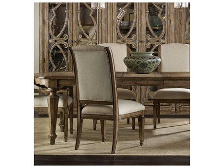 Hooker Furniture Solana Light Wood Dining Side Chair (OPEN BOX) OBX529175510OPENBOX
