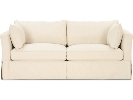 Rowe Furniture Darby Queen Sleeper Sofa with Slipcover (OPEN BOX)