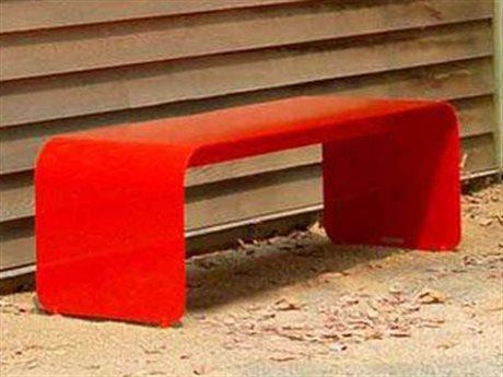 Orange22 Botanist Flow Accent Bench