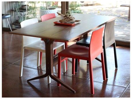 Osidea Y 63'' x 31.5'' Rectangular Dining Table ODYDS