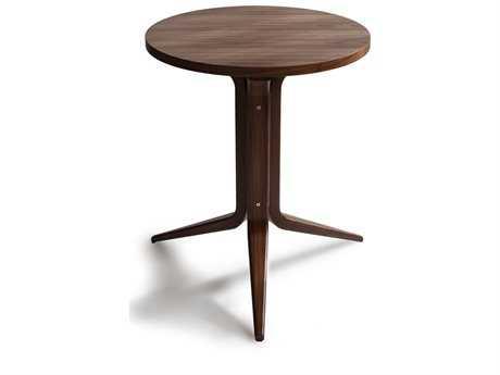 Osidea Y 23.5'' Round Pedestal Coffee Table ODYDR
