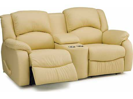 Palliser Dane Console Loveseat with Cupholder PL4106658