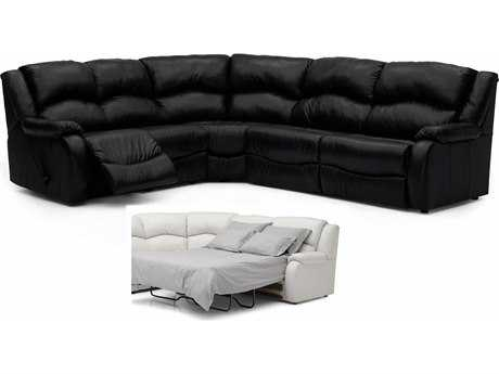 Palliser Dane Motion Sectional with Sofa Bed Sofa PL41066MO4