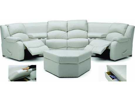 Palliser Dane Motion Home Theater Sectional Sofa PL41066MO11