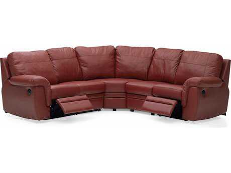 Palliser Brunswick Manual Motion Sectional Sofa PL40620MO1