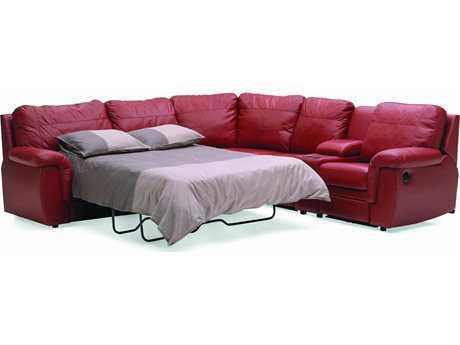 Palliser Brunswick Manual Motion Left Hand Facing Sectional Sofa Bed PL40620MO5