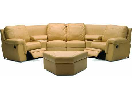 Palliser Brunswick Powered Motion Home Theater Sectional Sofa PL40620MO8