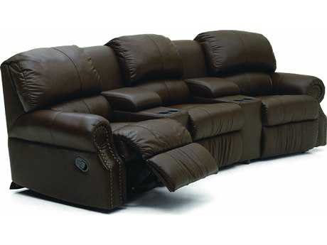 Palliser Charleston Powered Motion Home Theater Sectional Sofa