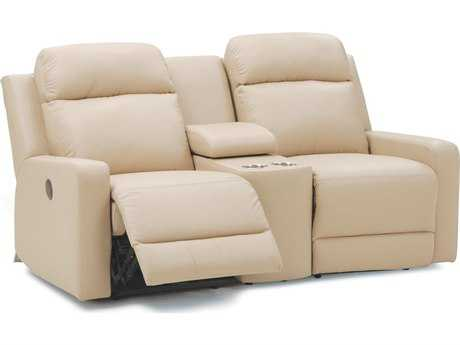 Palliser Forest Hill Console Recliner Loveseat with Cupholder PL4103258