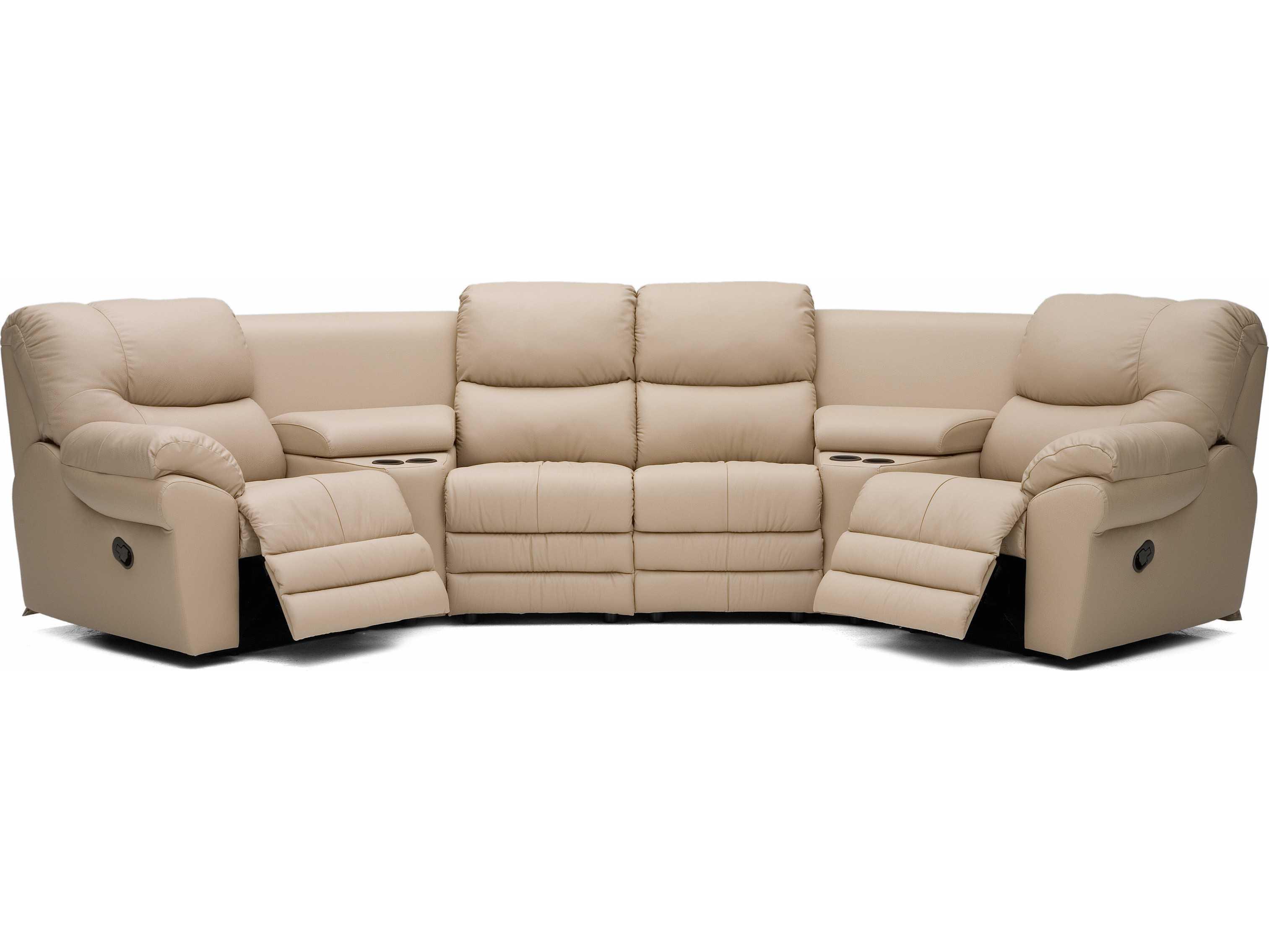 45 Degree Wedge Sectional Sofa