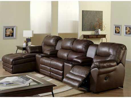 Palliser Divo Motion Home Theater Sectional Sofa PL41045MO3