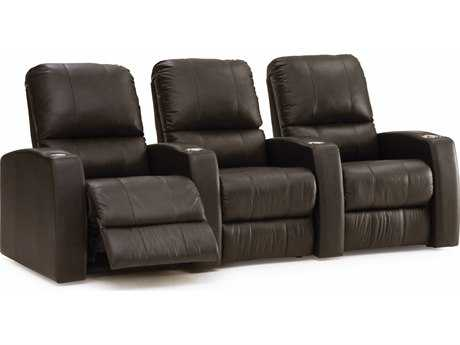 Palliser Pacifico HTS Powered Reclining Home Theater Sectional (4 Seats Straight Configuration) PL41920HPE