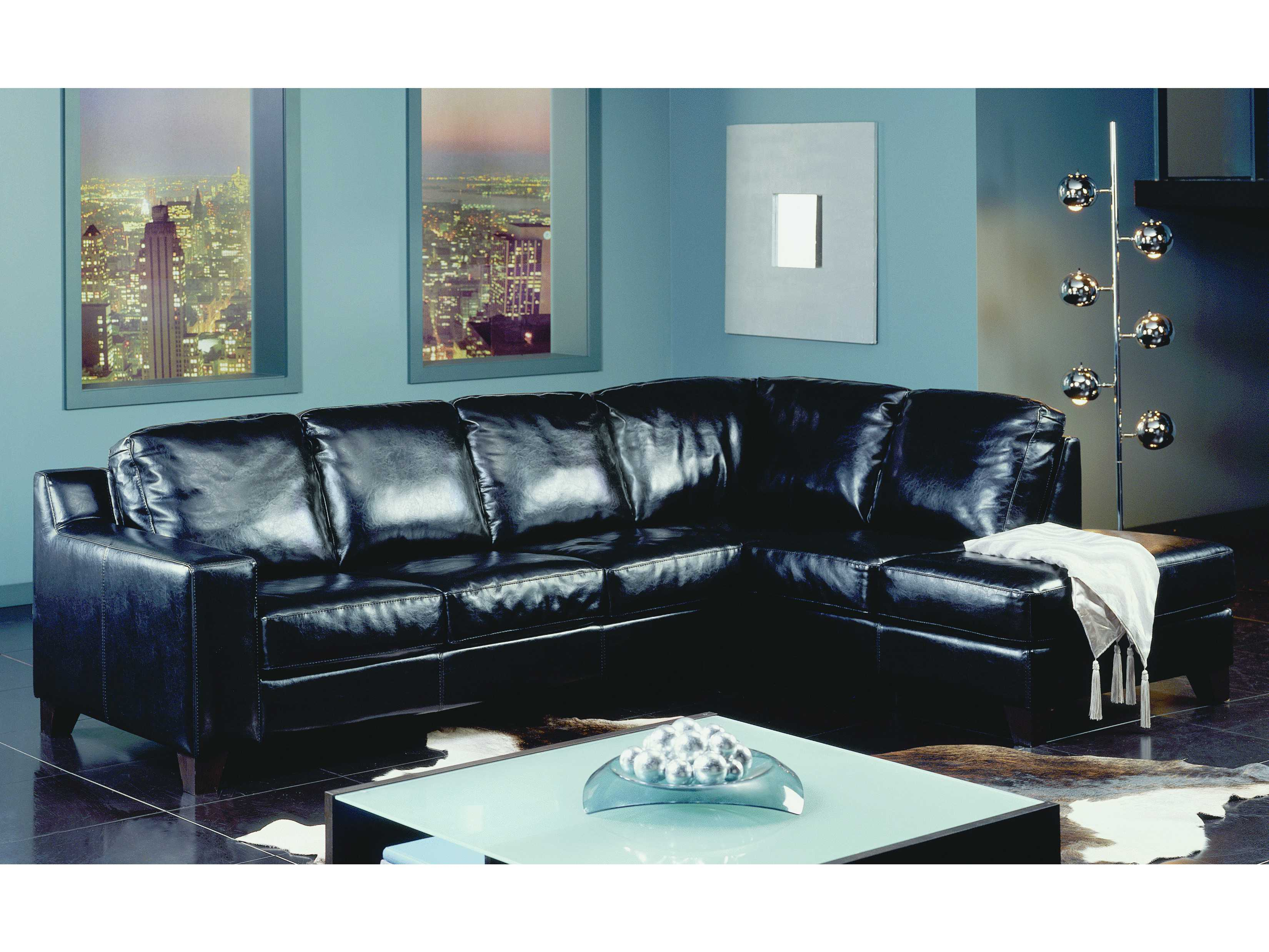 Palliser Reed Sectional Sofa Pl77289sc1