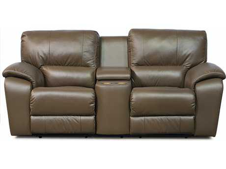 Palliser Shields Console Loveseat with Cupholder PL4107758