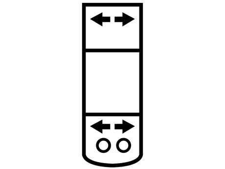 Palliser Shields Console