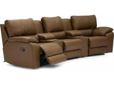 Palliser Shields Motion Home Theater Sectional Sofa