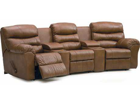 Palliser Durant Motion Home Theater Sectional Sofa