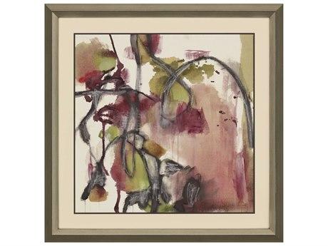 Paragon Abstract Tropical Flora Canvas Wall Art