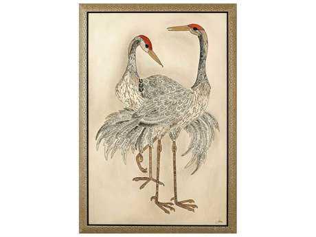 Paragon Kinder Harris Adamson-Ray Feathered Majesty Painting PAD2794