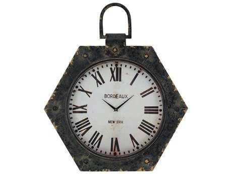 Paragon Antique Metal Wall Clock