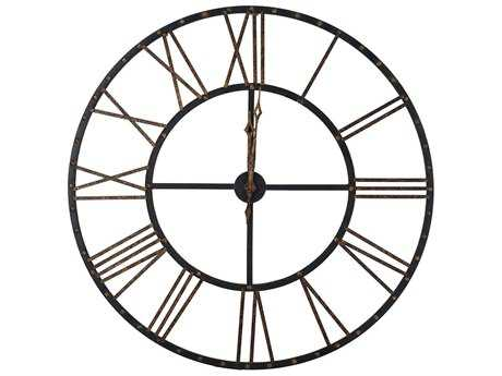 Paragon Time Stands Still Metal Wall Clock