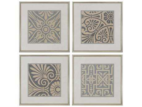 Paragon Carter Ionian Painting (Four-Piece Set)