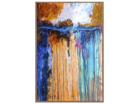 Paragon Cascading Memories Canvas Wall Art