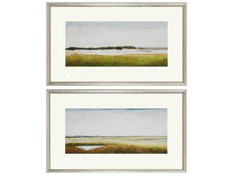 Paragon Coggins Marshlands II Exclusive Giclee Painting (Two-Piece Set)