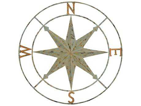 Paragon Compass Points Metal Wall Art PAD9412