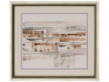 Paragon Goldberger ''Stark Neutrals II'' Wall Art